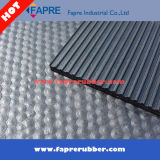 牛Horse Rubber MatかCubicle Hammer Surface Groove Bottom Stall Flooring.