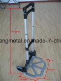 Faltender Hand-AluminiumlKW mit Rad zwei