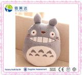 Beeldverhaal van het Kussen van het Hoofdkussen van de Pluche van Japan Anime Totoro het Stuk speelgoed Gevulde