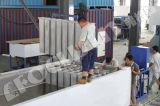 Fabricante de gelo elevado do bloco do Refrigeration da salmoura da estabilidade
