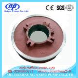 縦のステンレス鋼の浸水許容の遠心浸水許容の、遠心スラリーポンプ
