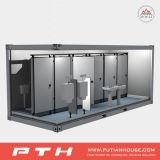 Camera modulare del contenitore per la toletta pubblica