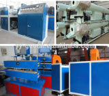 3 Color Artificial Rattan Making Machine 또는 Plastic Wicker Machine