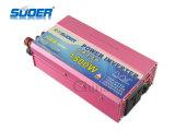 Suoer 1500W 12V 220V с DC решетки к инвертору мощьности импульса (KFA-1500A)