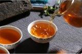 Плиточный чай гусыни лебедя (установленный подарок)