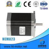 Motor de pasos NEMA23 de la alta calidad
