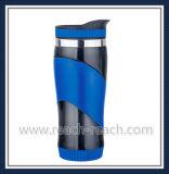 Tasse de café, tasses de voiture, tasse automatique, tasse de voyage d'acier inoxydable (R-2041)