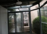 Profils en aluminium pour des portes et Windows avec la mouche Screem