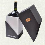 Alta calidad de papel de cartón Cajas de vino / Costomized plegable caja de papel / caja de regalo