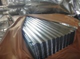 波形亜鉛は金属の建築材料のためのタイルによって電流を通された鋼鉄屋根ふきシートに塗った