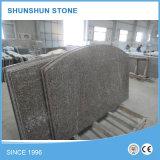 Fábrica directamente barato chino rojo granito azulejos G664
