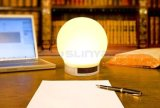 時間Display Alarm Clock Bluetooth TF Speakers Modern Lamp Adjustable Brightnessの無線LED Night Lights Lamp Speaker