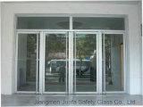 Изолируя стеклянный блок для дверей