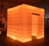 Heißer populärer Hochzeits-Gebrauch LED der Partei-2016, der aufblasbaren Foto-Stand beleuchtet