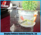 el ácido de 4mm/5mm/6m m grabó al agua fuerte el vidrio de cristal/helado/vidrio diseñado ácido