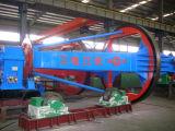 De Machine van het Uit de roulatie halen van de Draai van de trommel, de Toepassing van Twister van de Trommel