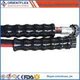 Boyau à haute pression flexible de rondelle