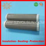 Tubazione fredda dello Shrink della gomma di silicone di ripristino del cavo