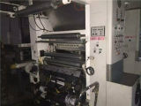 Utilizado de la impresora automatizada del fotograbado del registro