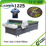 PU Leather Glass Textile Canvas EVA Metal Wood를 위한 산업 Digital Printer Machine