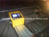 Máquina de estaca portátil de /Plasma da flama do CNC