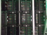 El panel de visualización al aire libre de LED del alto brillo P10 DIP346