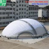 Гигантский раздувной шатер купола для сбывания