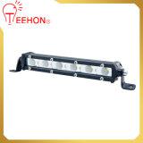 Super Slim Powerful 18W LED Light Bar com suportes ajustáveis