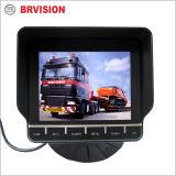 5.6 Farbbildschirm-Fahrzeug-Monitor des Zoll-TFT-LCD mit Noten-Taste