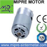 motor de la C.C. de 24V 13000rpm para el ambientador del Massager y de aire del palillo