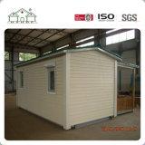 Casas de frame de aço pré-fabricadas do luxo modular padrão de Austrália/casa de campo/HOME
