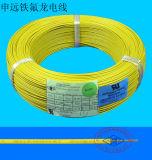 Câble transparent de teflon de fil anti-calorique