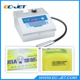 Imprimante blanche de colorant de jet d'encre continu pour l'impression de câble (EC-JET400)
