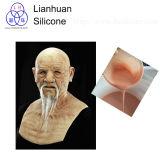 人体またはシリコーンマスクか人口を作るための生命鋳造のシリコーンゴム