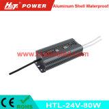 24V3.33A 알루미늄 LED 전력 공급 또는 램프 또는 유연한 지구 방수 IP67