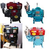 4 치기 단 하나 실린더 바다 농업 발전기 또는 펌프 또는 선반 또는 갱내수 냉각된 디젤 엔진