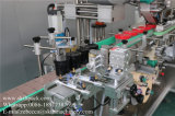 Máquina de etiquetas de superfície superior automática China dos frascos da parte inferior e do lado