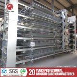Het automatische Systeem van de Kooien van de Kip van het Landbouwbedrijf voor Grill en Laag