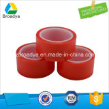 China-doppeltes mit Seiten versehenes rotes Polyester-Band (BY6967LG)
