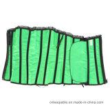 Groen Sexy Shaper van het Lichaam van het Vermageringsdieet van het Ondergoed van de Trainer van de Taille Korset