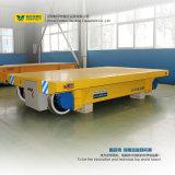 Chariot électrique de transfert de transport d'entrepôt pour la chaîne de production en métal