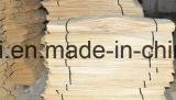 folheado do Poplar de 0.7mm para a madeira compensada