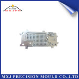 Plantilla elegante de encargo y dispositivo del CNC de la precisión del metal del teléfono móvil