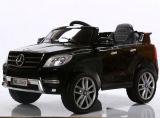 Mercedes Ml350는 아이를 위한 차에 탐을 허용했다