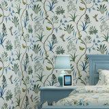 PVC Wallcovering, Moderne-Conçoivent le papier de mur de PVC, tissu de mur de PVC, papier peint de PVC