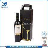 Variétés grandes et sac de papier splendide de vin