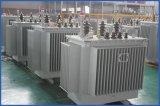 A alta tensão intensifica transformadores imergidos petróleo