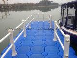 Плавучий док оптового высокого качества прочный одиночный пластичный
