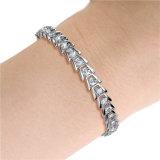 Het Kristal van de Juwelen van het lot van eenvoudig Armband Swarovski