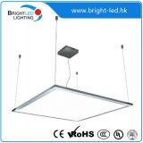 600*600 delgado brillante estupendo usado para la luz del panel de la iluminación de techo LED